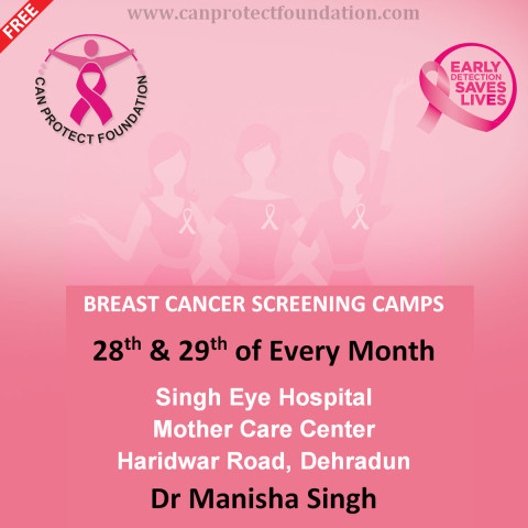 FREE BREAST CANCER SCREENING CAMP