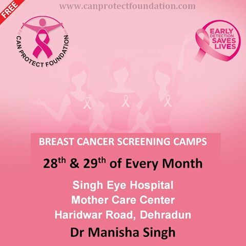 FREE CANCER CAMPS IN DEHRADUN