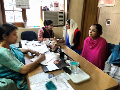 Breast cancer screening and detection camp organised by Can protect foundation in Dehradun