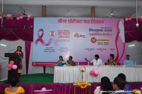 Pink October: 4th Mega Breast Cancer Screening and Awareness Camp organized for Two Days in Dehradun