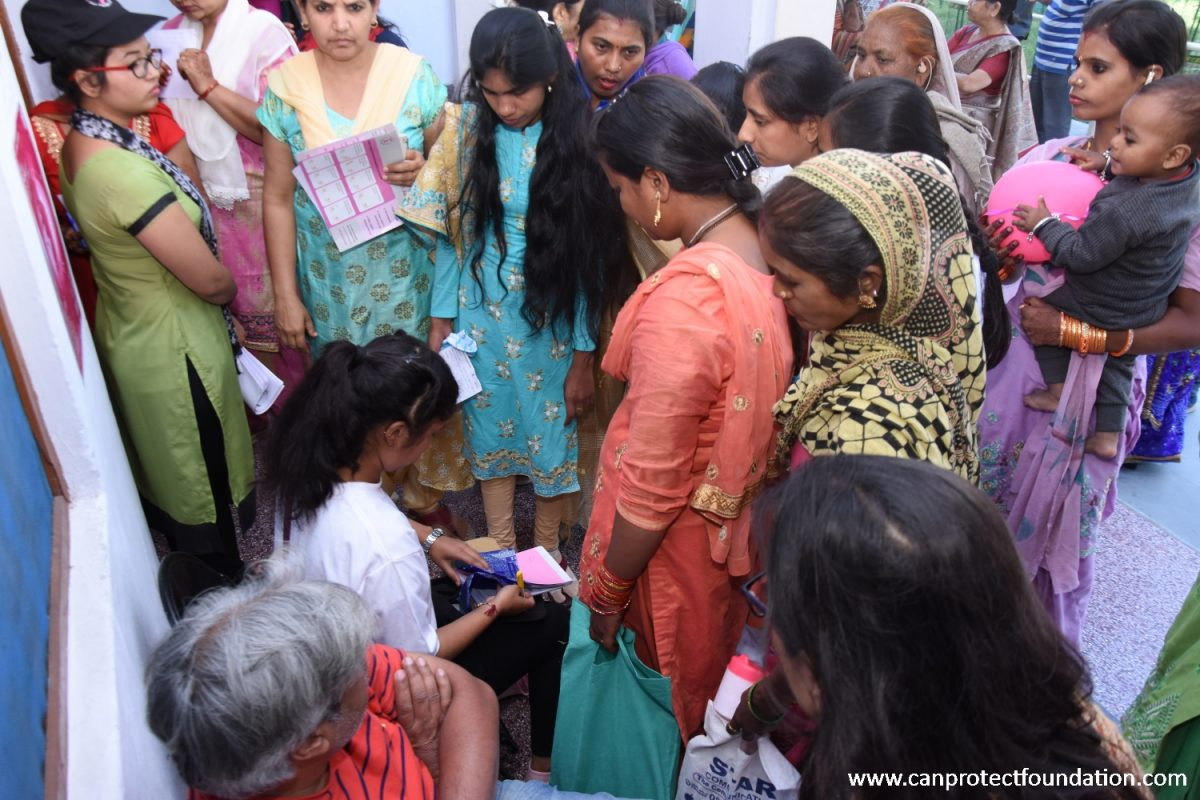 Breast Cancer Awareness Month celebration in India