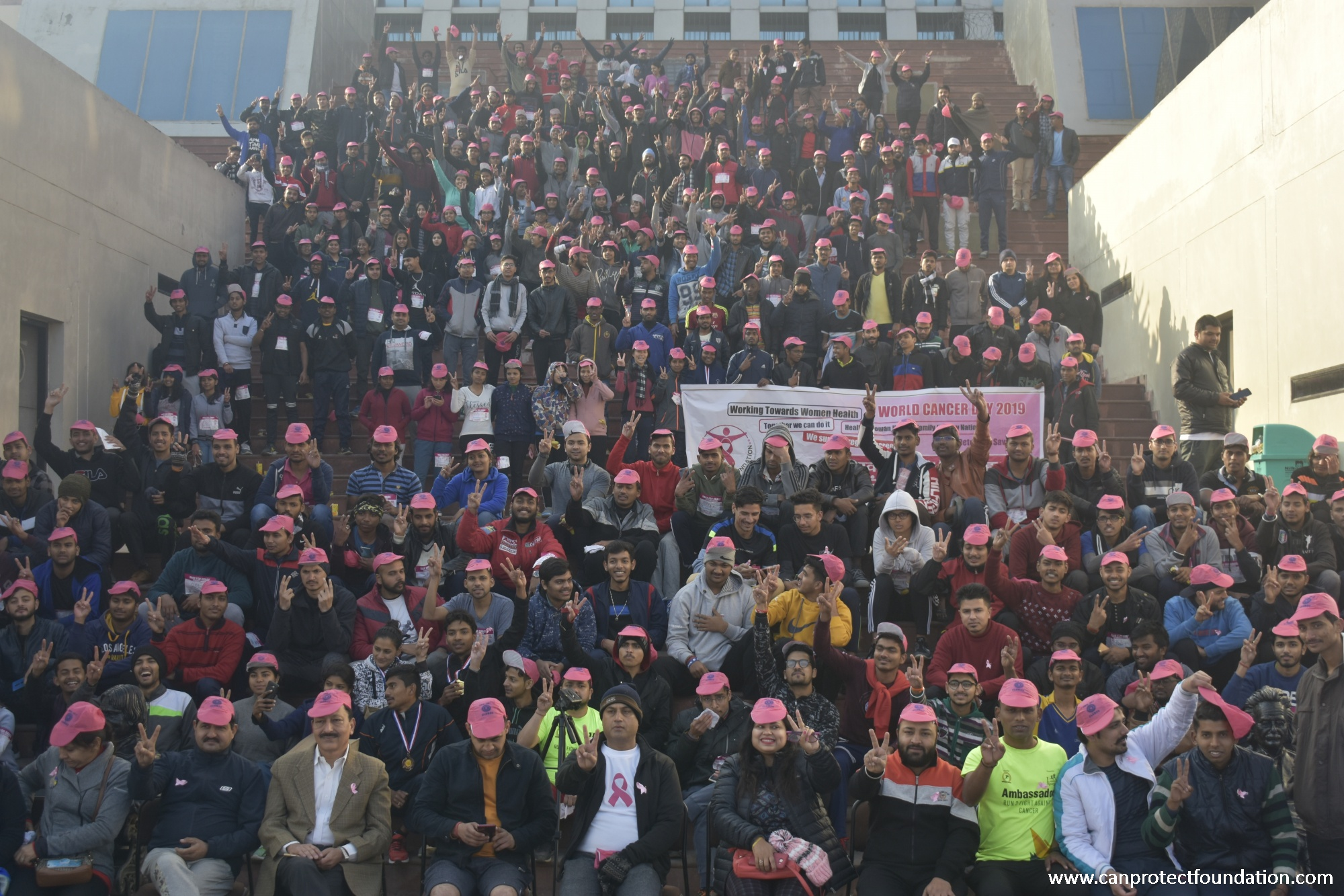World Cancer Day Can protect Foundation