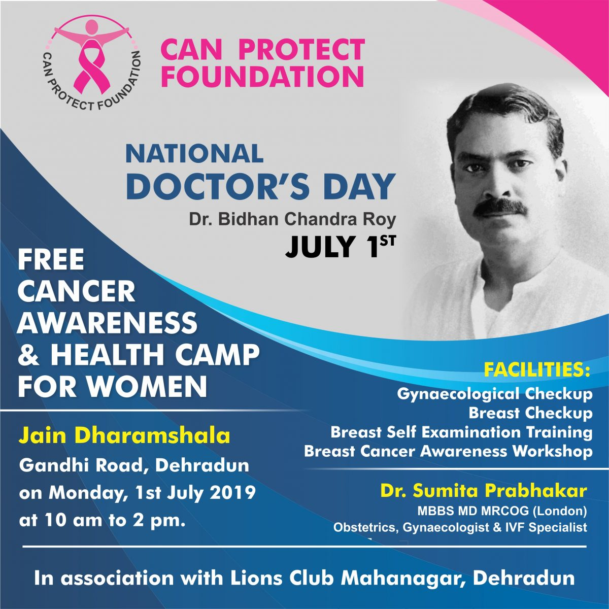 Doctor's Day 1 July