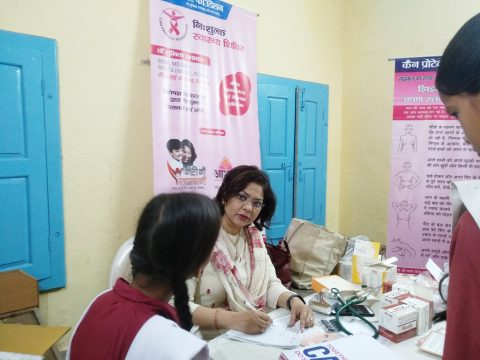 Free Health, Anemia eradication and cancer awareness camp organised by Can Protect Foundation