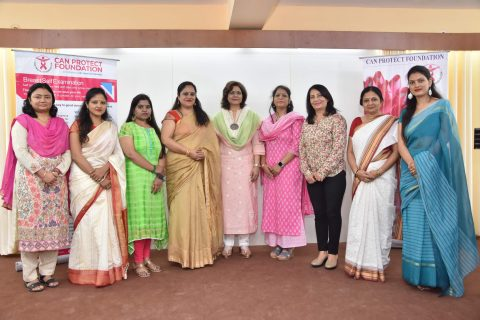 Dehradun: Health talk by Dr Sumita Prabhakar for mothers and students for awareness on Cancer