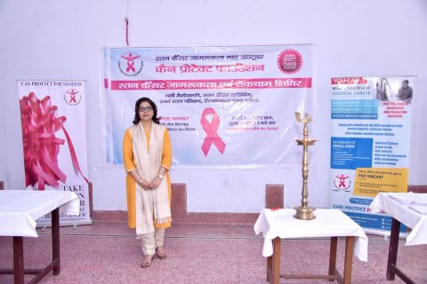 Can Protect Foundation screened 843 women to mark October as Breast Cancer Awareness Month