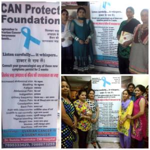 Awareness for Ovarian Cancer by Dr. Sumita Prabhakar