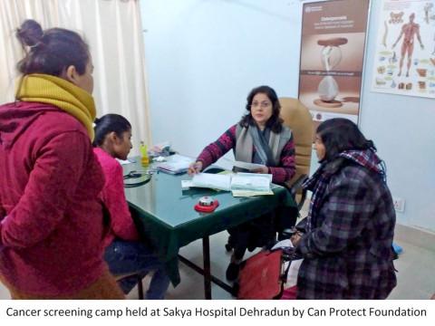 Breast Cancer Screening India