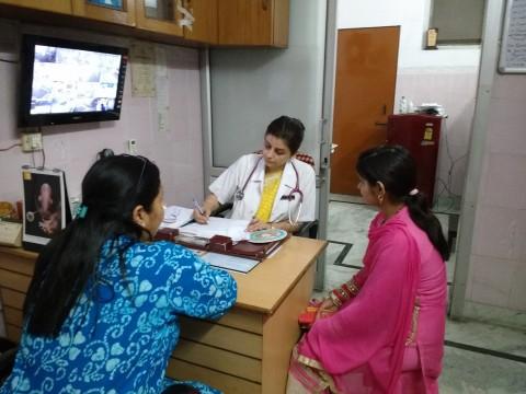 FREE BREAST CANCER SCREENING BY CANPROTECT FOUNDATION DEHRADUN