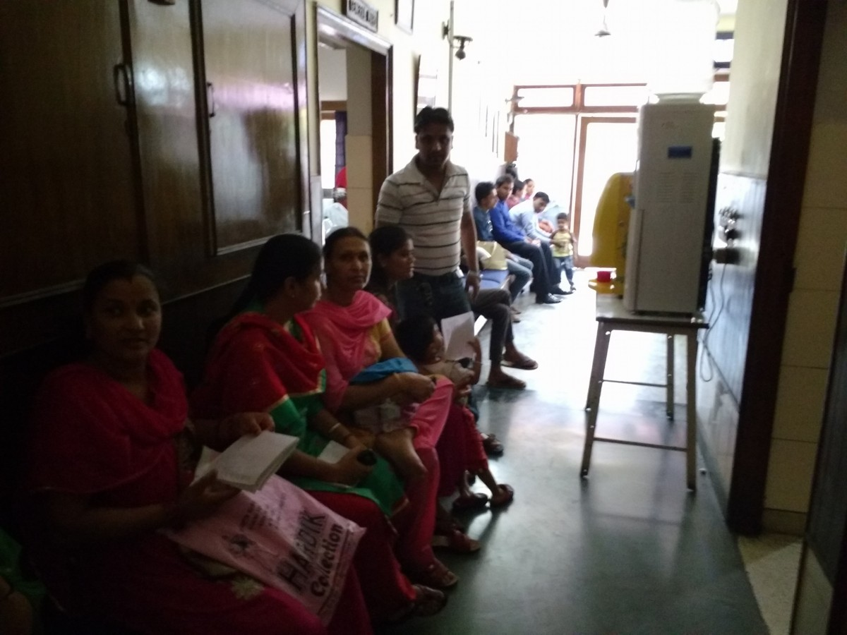 FREE BREAST CANCER SCREENING BY CANPROTECT FOUNDATION DEHRADUN
