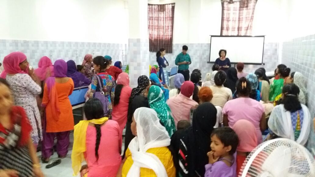 Free Breast cancer awareness and screening Programme for Women in Dehradun