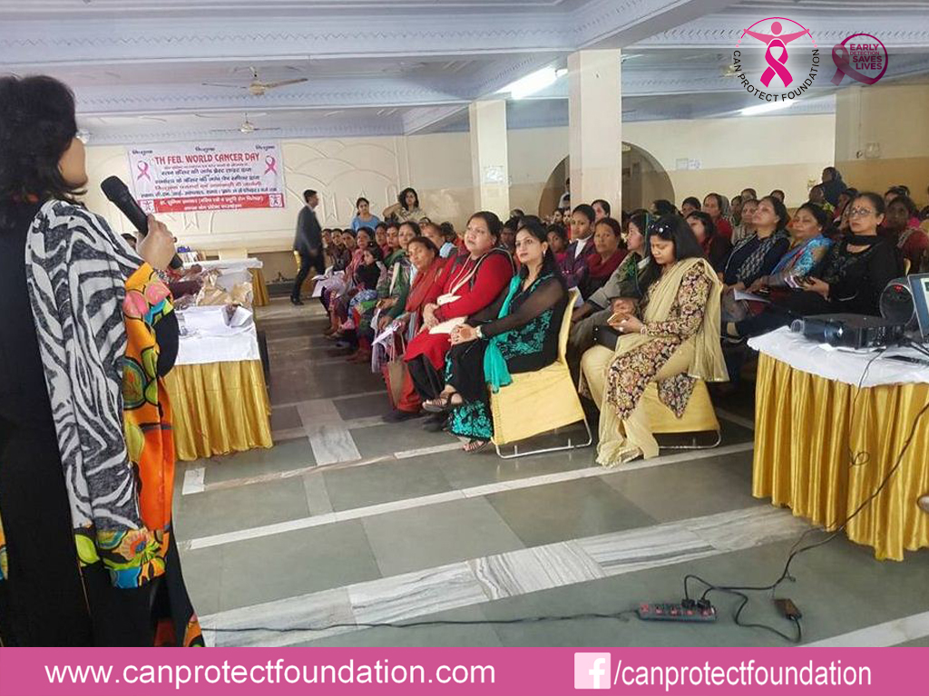Free Breast Cancer Screening Camp India