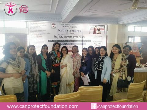Free Breast Cancer Screening Camp by Dr. Sumita Prabhakar