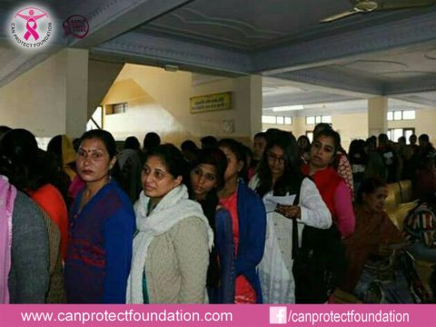 Free Breast Cancer Screening Camp by Dr. Sumita Prabhakar