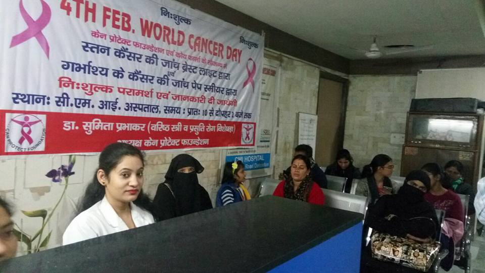 Free Breast Cancer Screening Camp Dehradun
