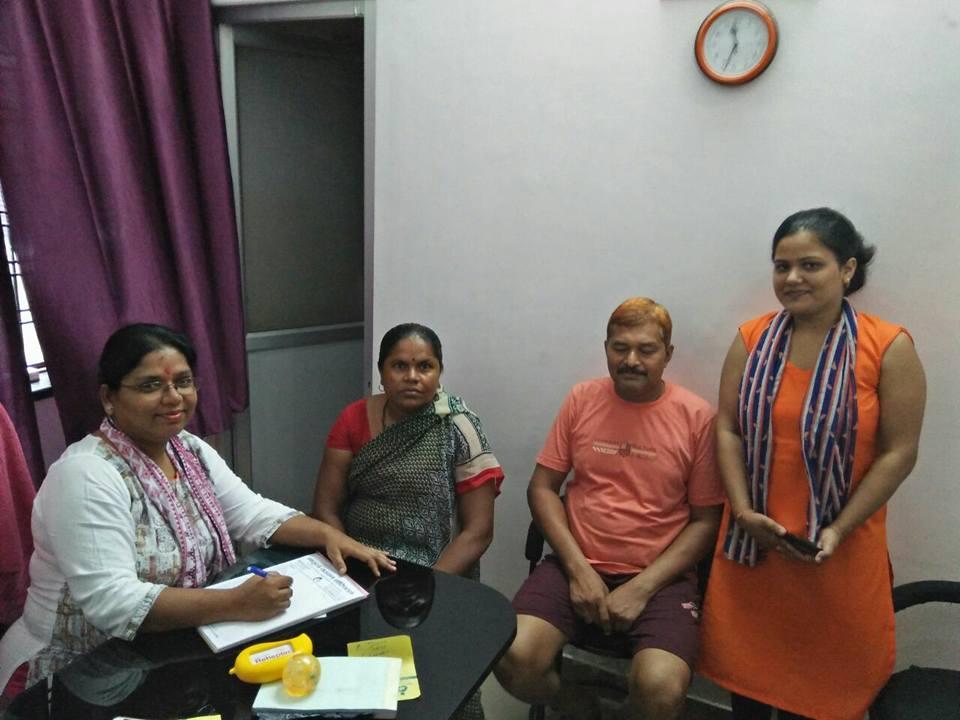 Breast Cancer screening camp with Dr Shikha Gupta