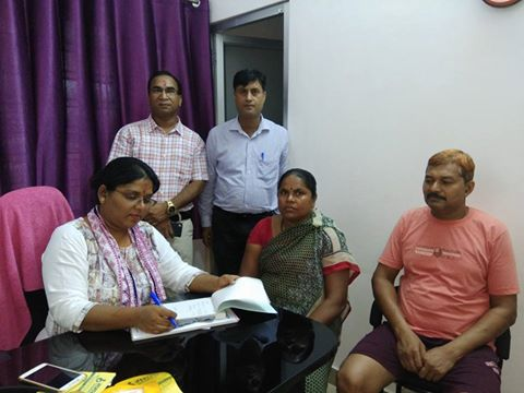 Breast Cancer screening camp with Dr Shikha Gupta