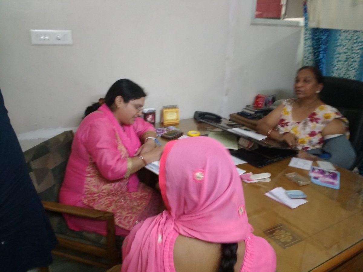 Free Breast screening camp