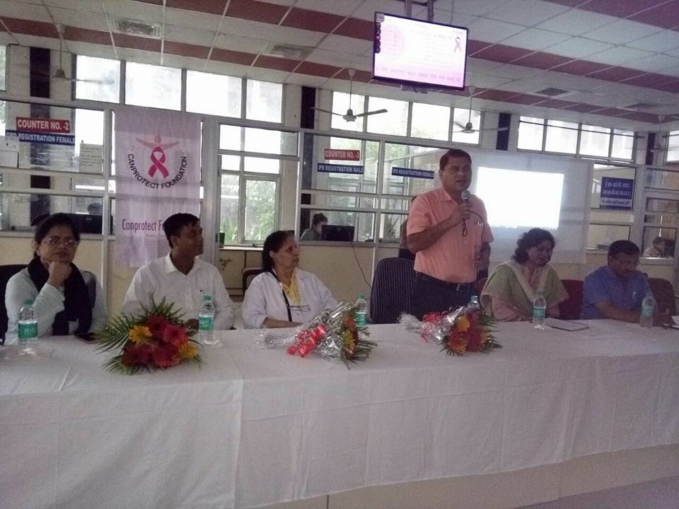 Steps towards preventive Healthcare, More than 190 women were screened for Breast Cancer