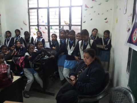 Health Talk for Adolescent Girls