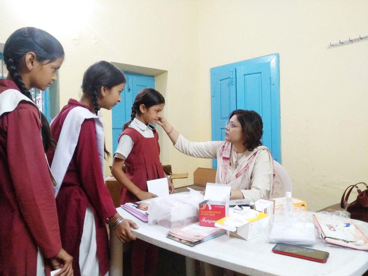 Free Health Camp India
