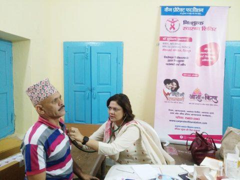 Free Health Camp in dehradun