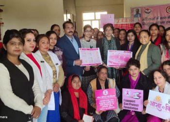 breast cancer ngo indi