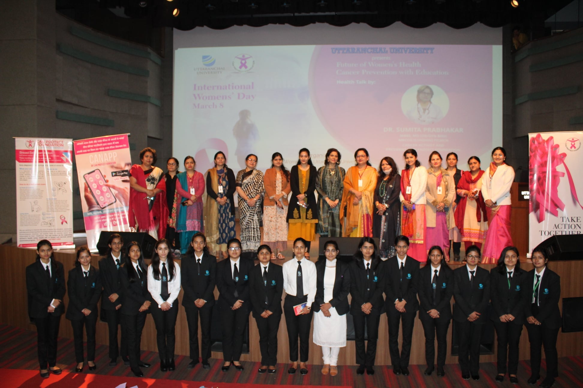 Cancer education workshop organized by Can Protect Foundation