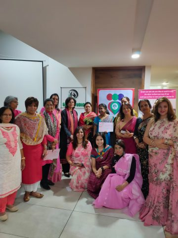 Breast Cancer Workhsop for early detection