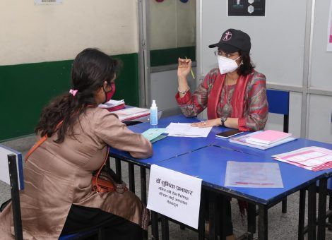 Free Women's health camp by Dr Sumita Prabhakar's Can Protect Foundation